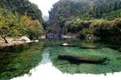 石台牯牛降、蓬莱仙洞、江南阿里山九华天池、怪潭漂流2日游