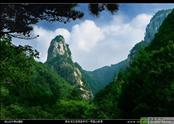 【岳西特价】岳西明堂山、高空玻璃栈道、大别山彩虹瀑布、天仙河漂流2日游